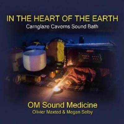 The Carnglaze Caverns Sound Bath (CD or MP3)