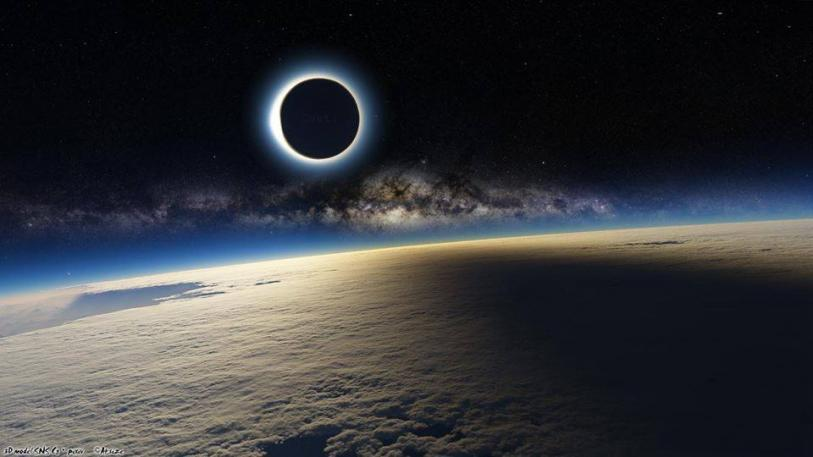 Equinox Eclipse - hang on in there!