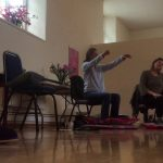 James D'Angelo teaching the Taoist Healing Sounds